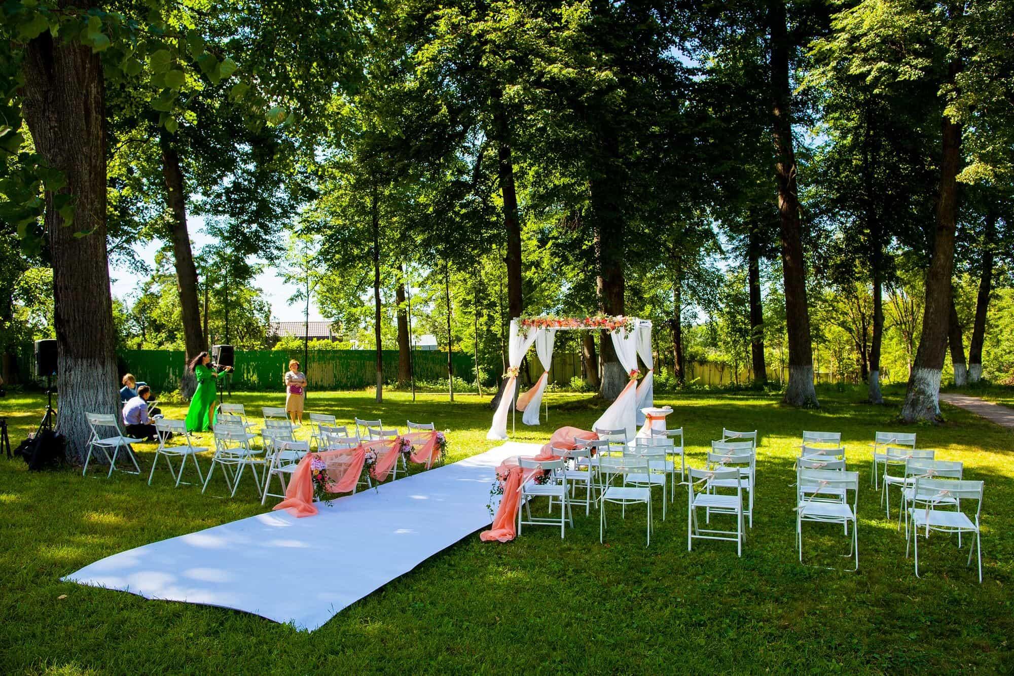 Где провести свадьбу в Подольске