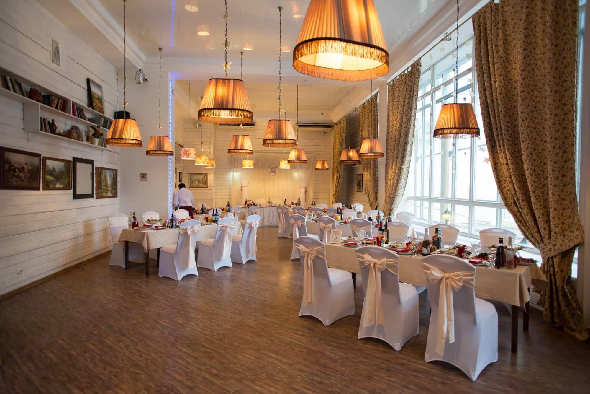 Свадебные банкетные залы в Подольске